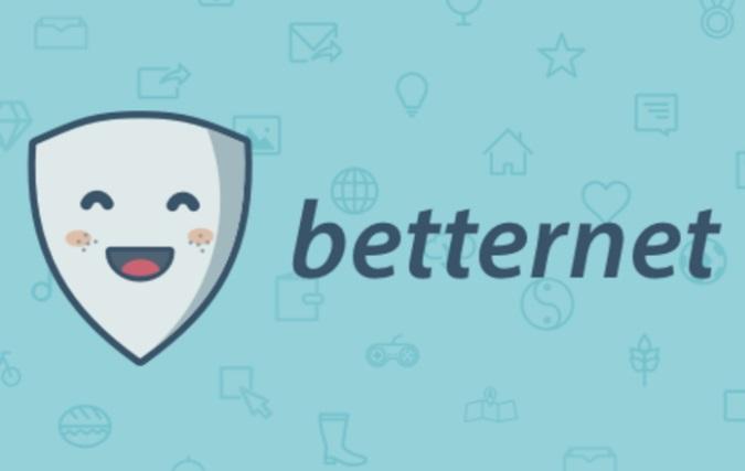 betternet logo image