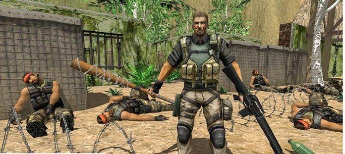 Commando behind the Jail- Escape Plan 2019