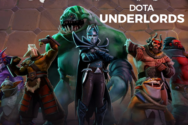 Valve just announced Underlords, a standalone Auto Chess clone for Steam, Android, and iOS