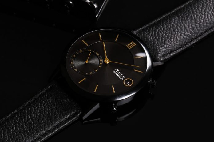 Muse- The world's best Hybrid Smart watch