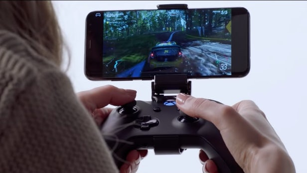 Xbox One game streaming service is arriving in October