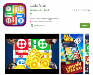 Ludo Stars on Play Store