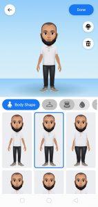 Avatar Body Type