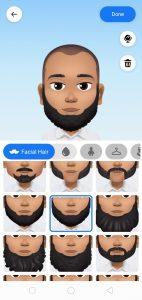 Avatar Facial Hair