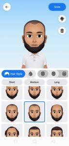 Avatar Hair Style