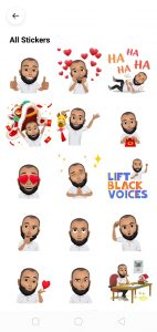 Even More Avatar Stickers