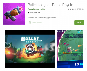 Download Bullet League