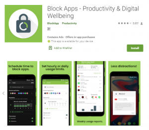 Download Block My Apps