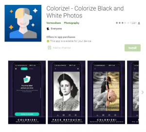 Download Colorized App