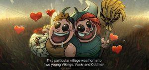Oddmar and Vaskr