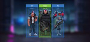 Bullet Echo Team Members