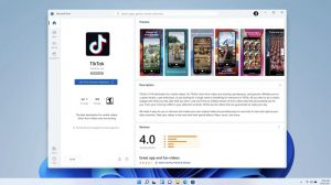 Windows 11 App Store