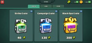 Mini Militia Rewards