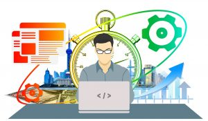 Productivity Freelancer Businessman Work